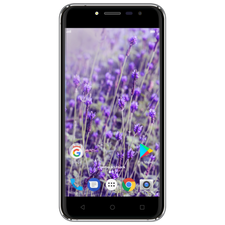 Смартфон Turbo X5 Black 4G